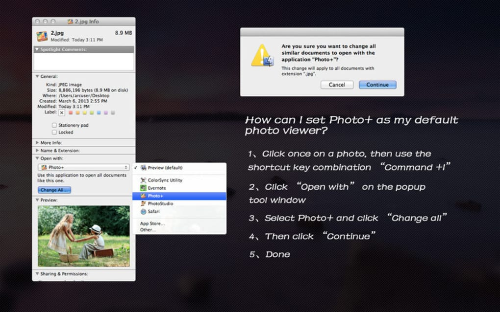 Photoplus for Mac - Download