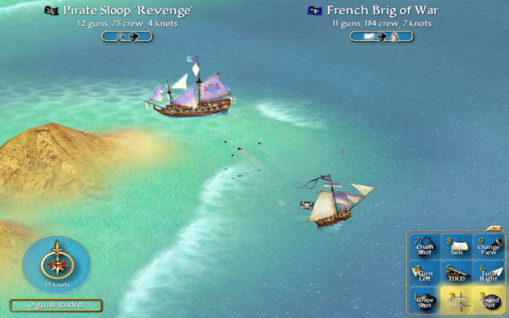Sid Meier's Pirates! for Mac - Download