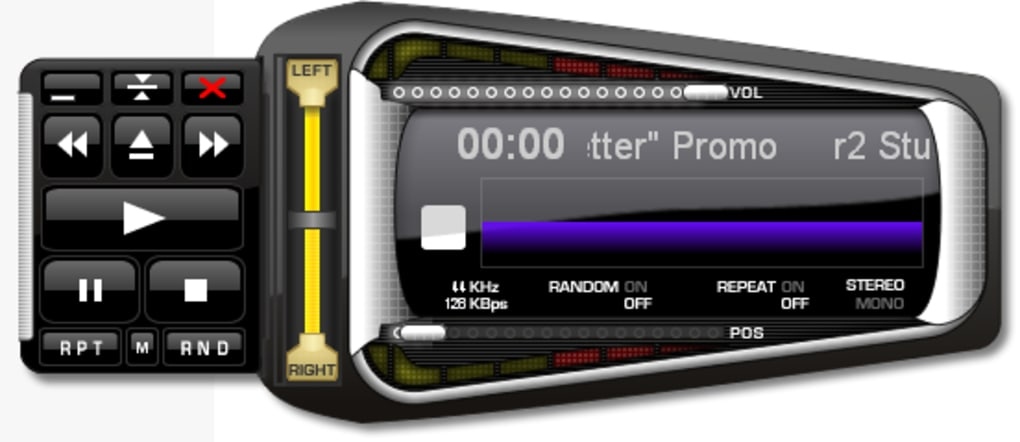 xion audio player gratuit