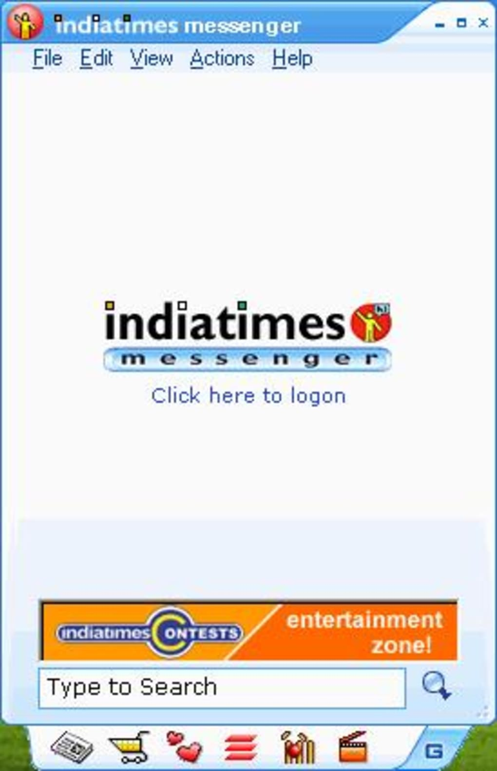 Indiatimes shopping logo