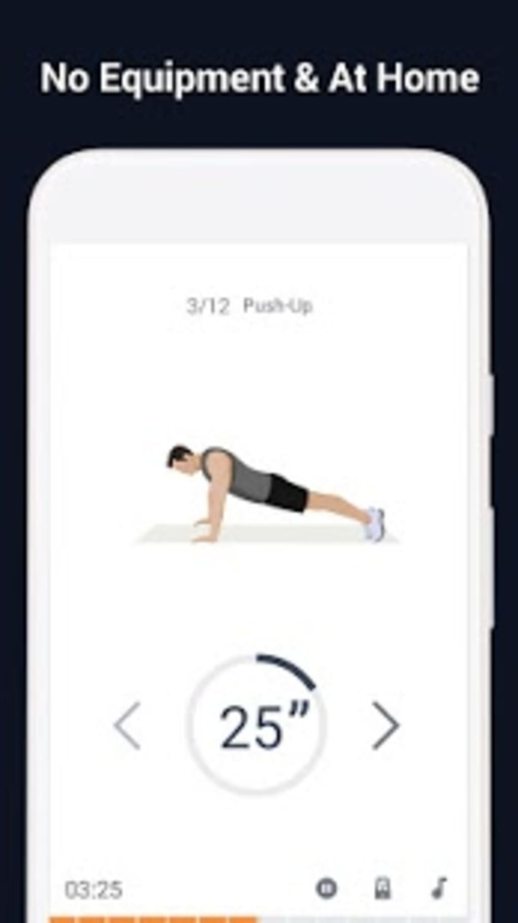 Manfit Workout At Home With No Fitness Equipment For Android Circuit Training Exercises