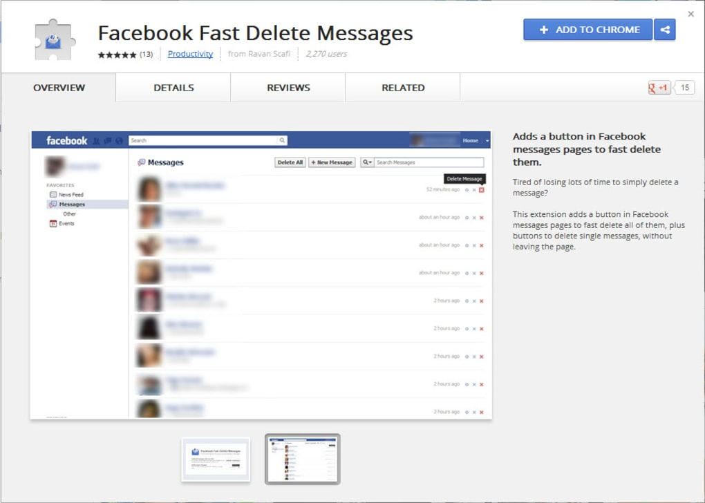 Facebook fast delete messages download facebook fast delete messages pros ccuart Image collections