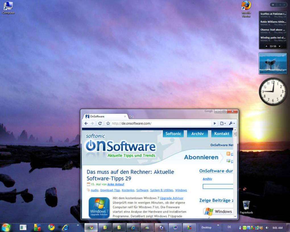 windows 7 upgrade from vista free download