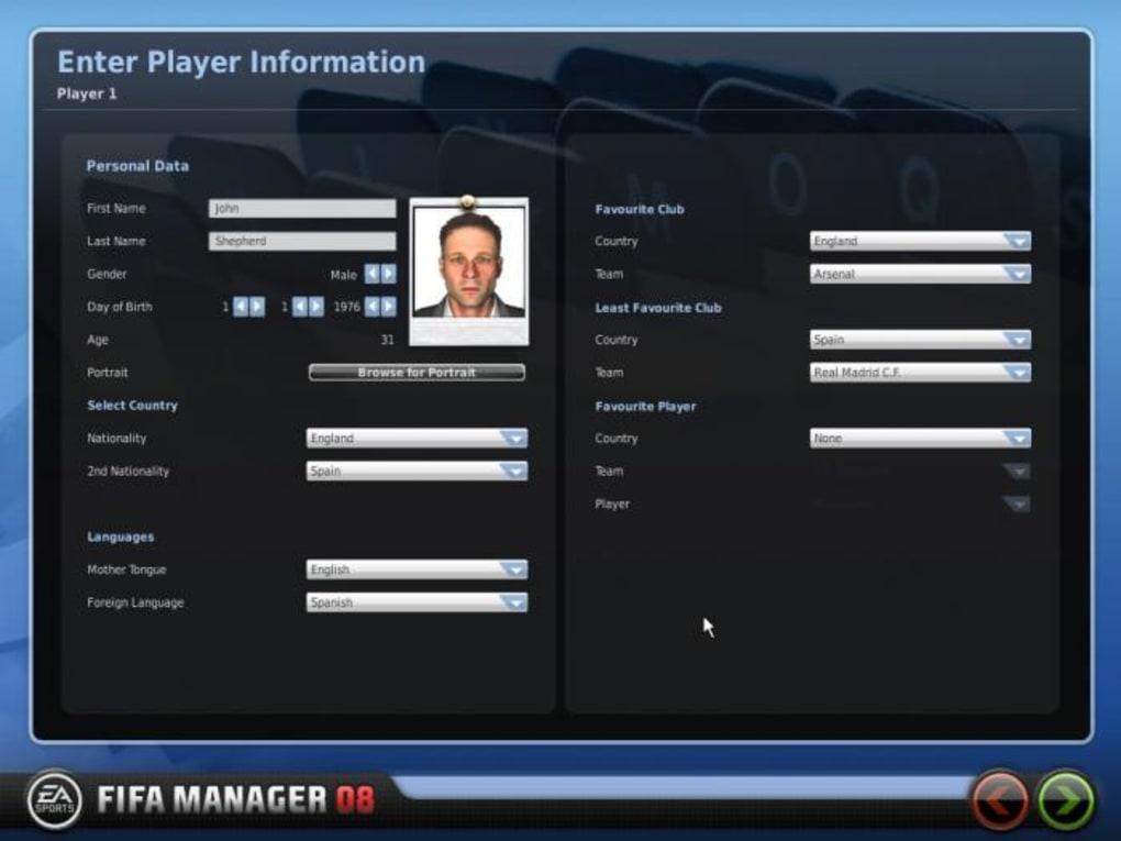 lfp manager 08 complet gratuitement