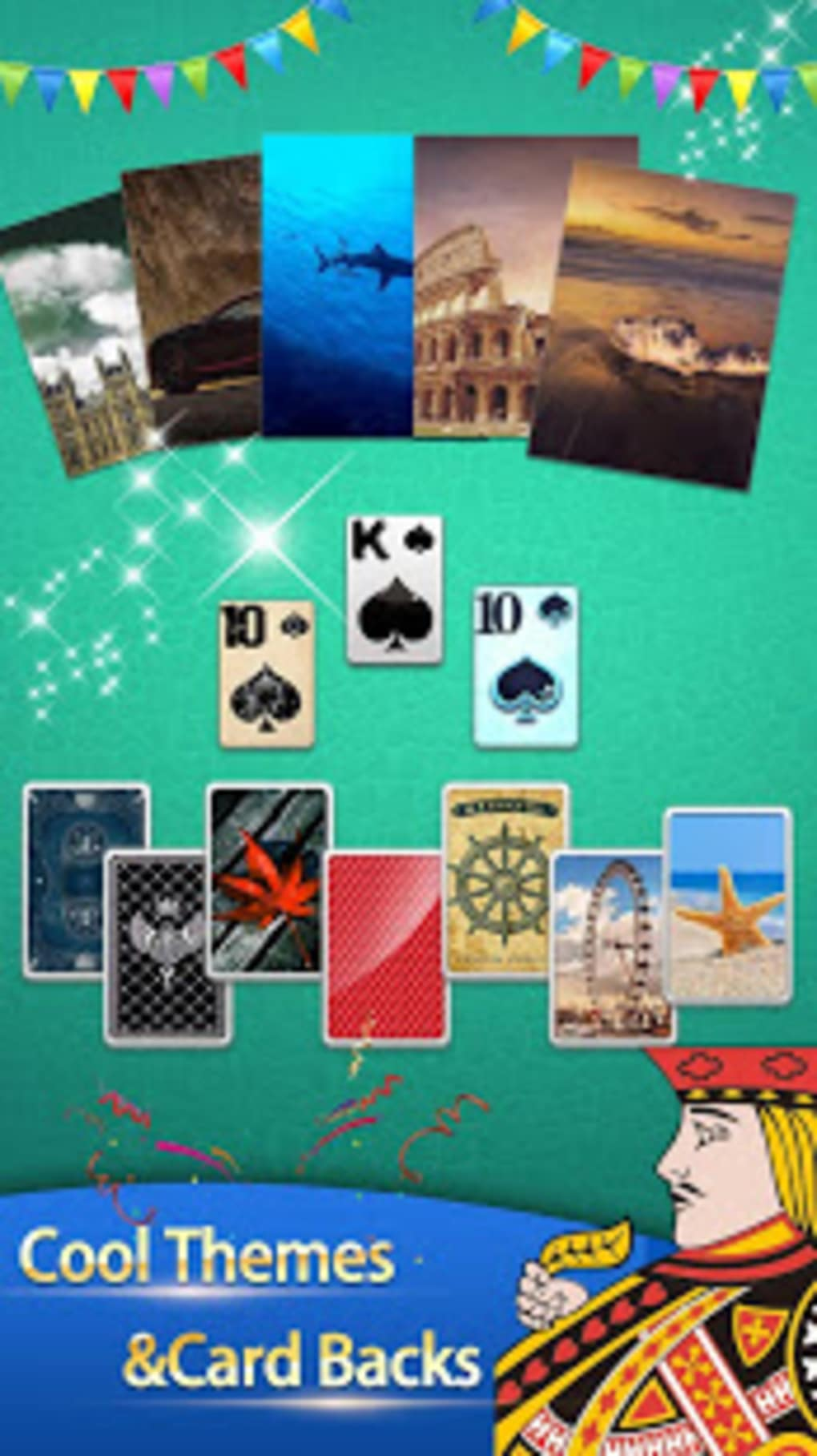 SolitaireClassic Card Games