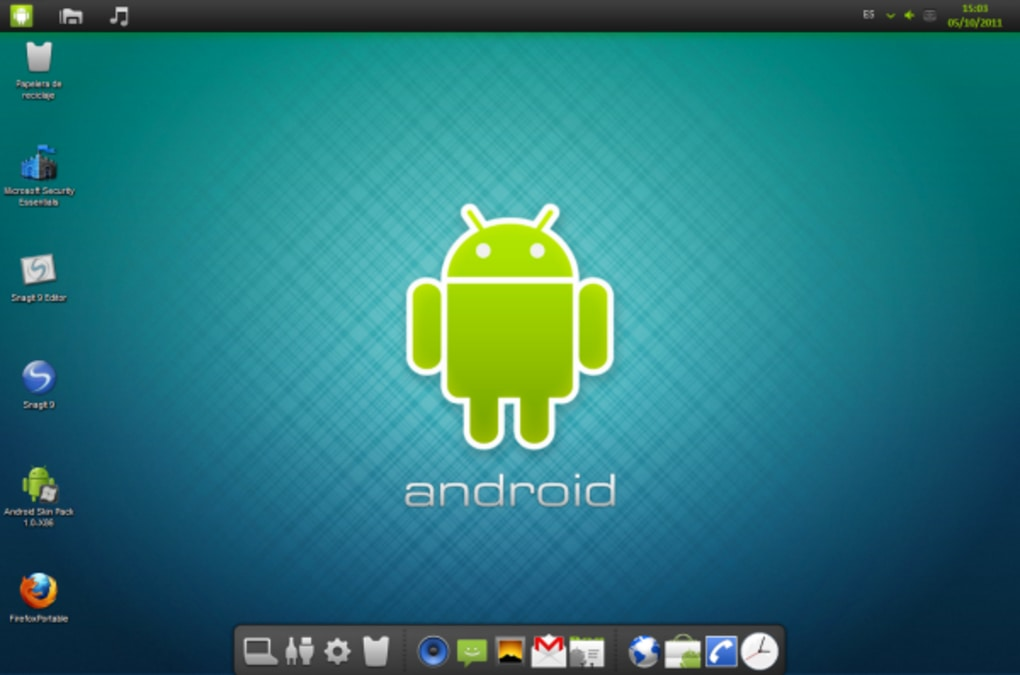 Android Skin Pack Download