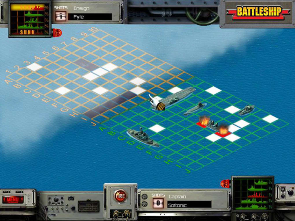 Battleship: fleet command > ipad, iphone, android, mac & pc game.
