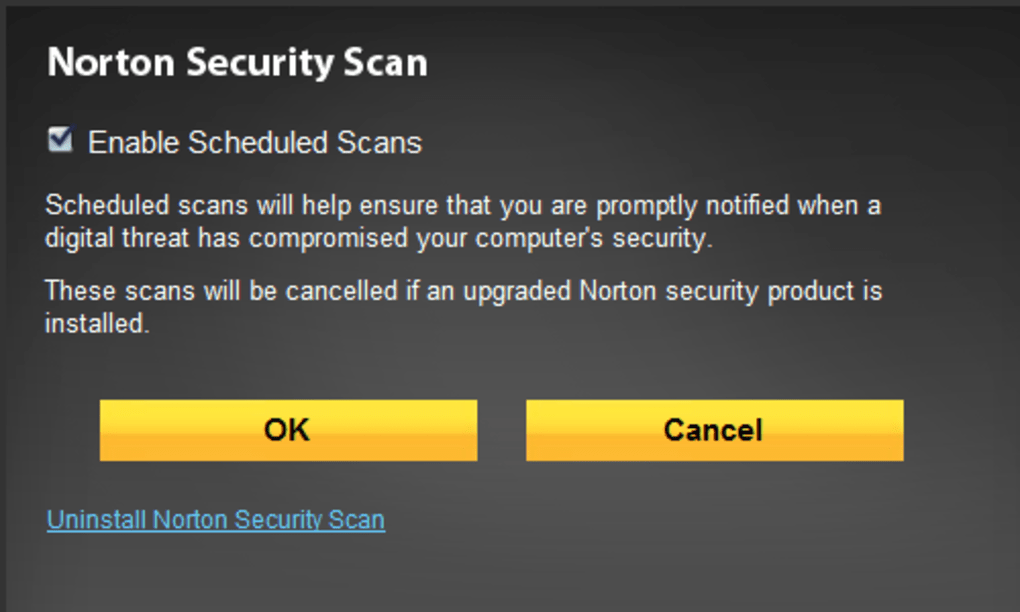Norton Security Scan Descargar