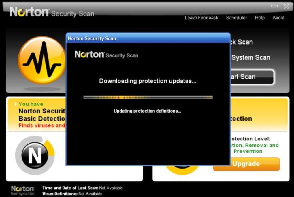 Norton Security Scan - Download