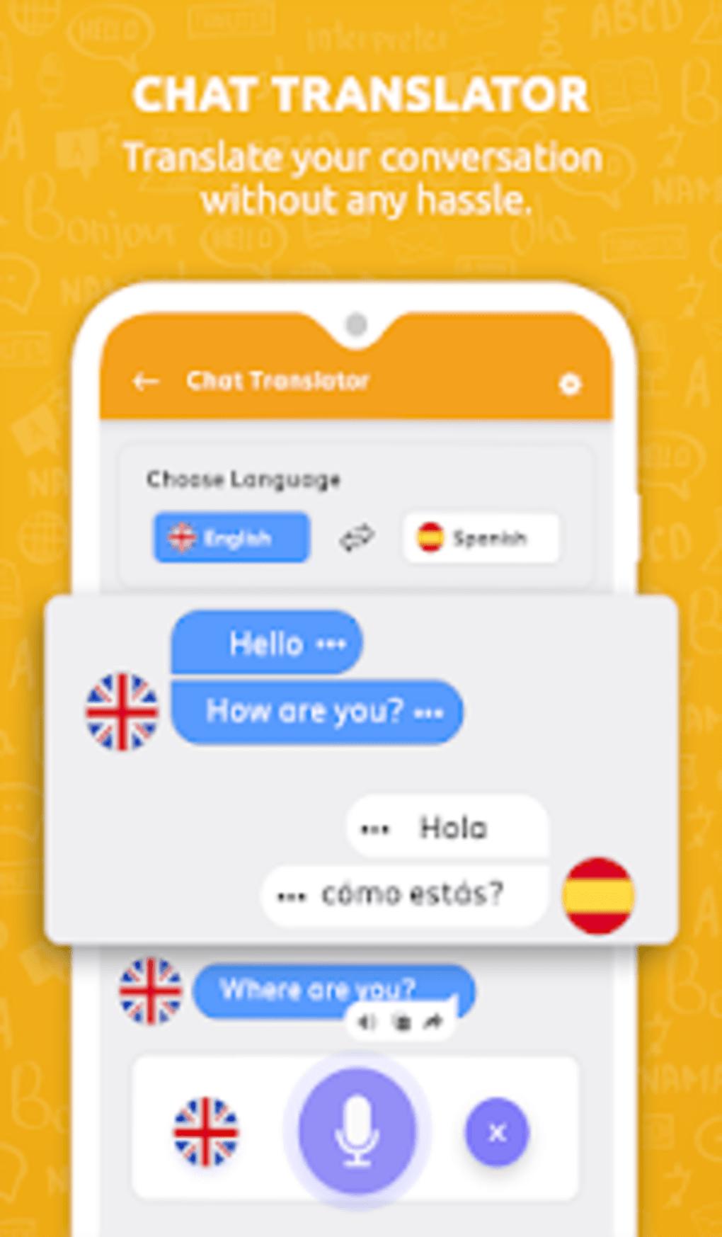 Voice Translator: Language Translator Photo Text for Android