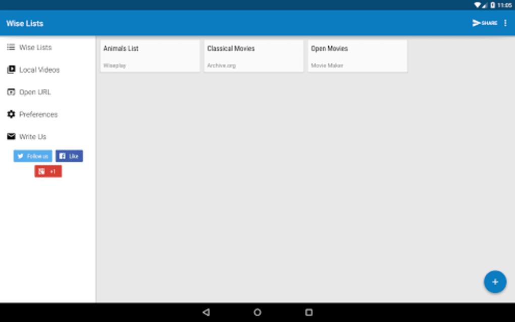 Wiseplay para Android - Descargar