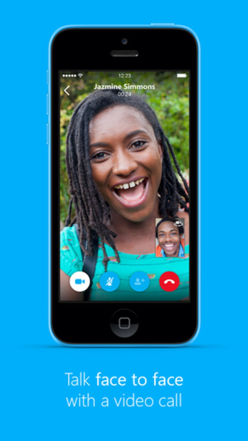 telecharger skype video mobile