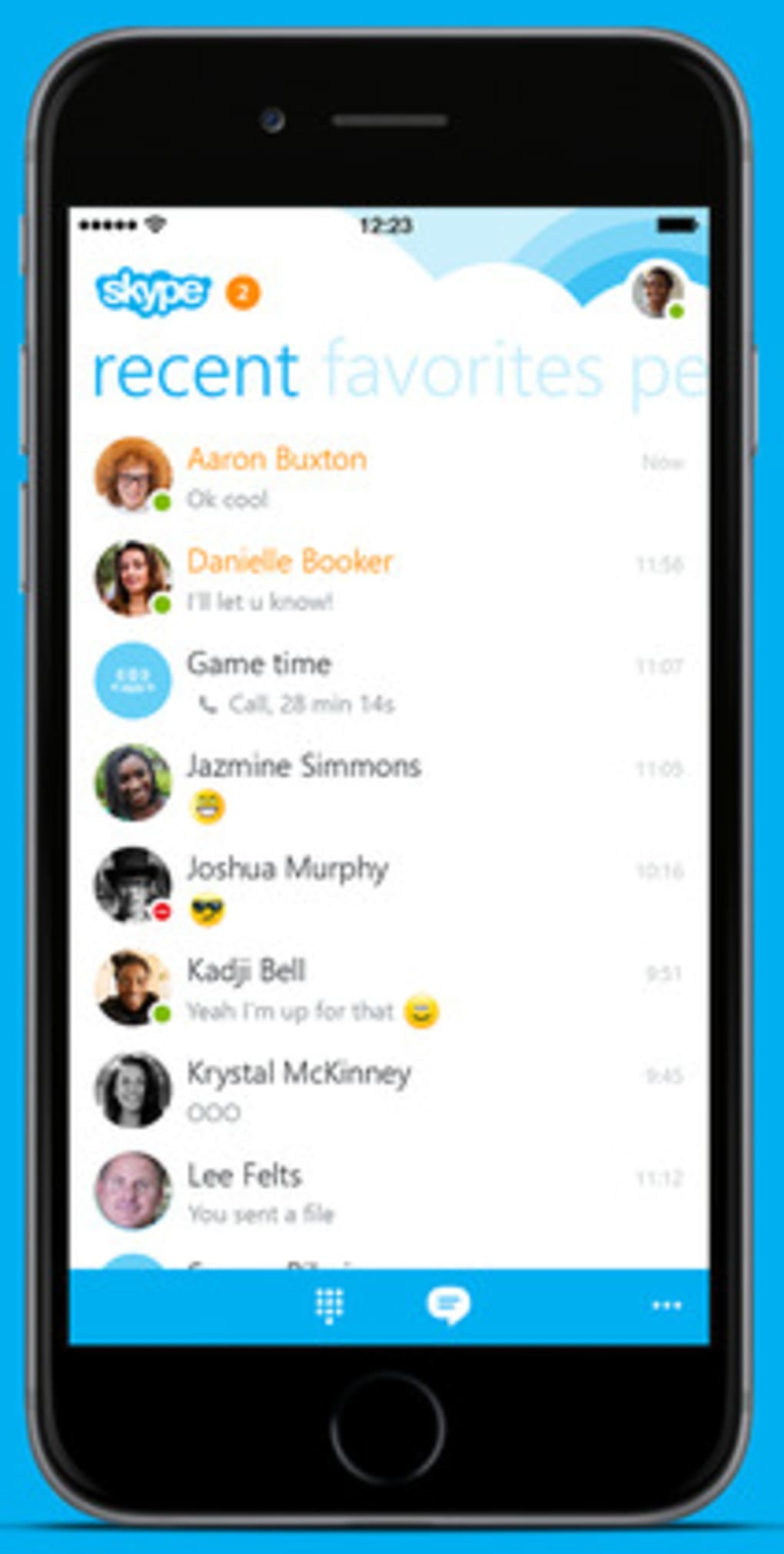 Skype for iPhone - Download