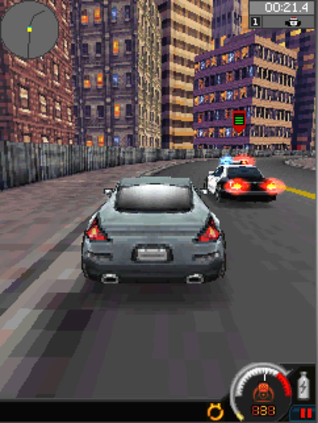 need for speed undercover para celular 240x320