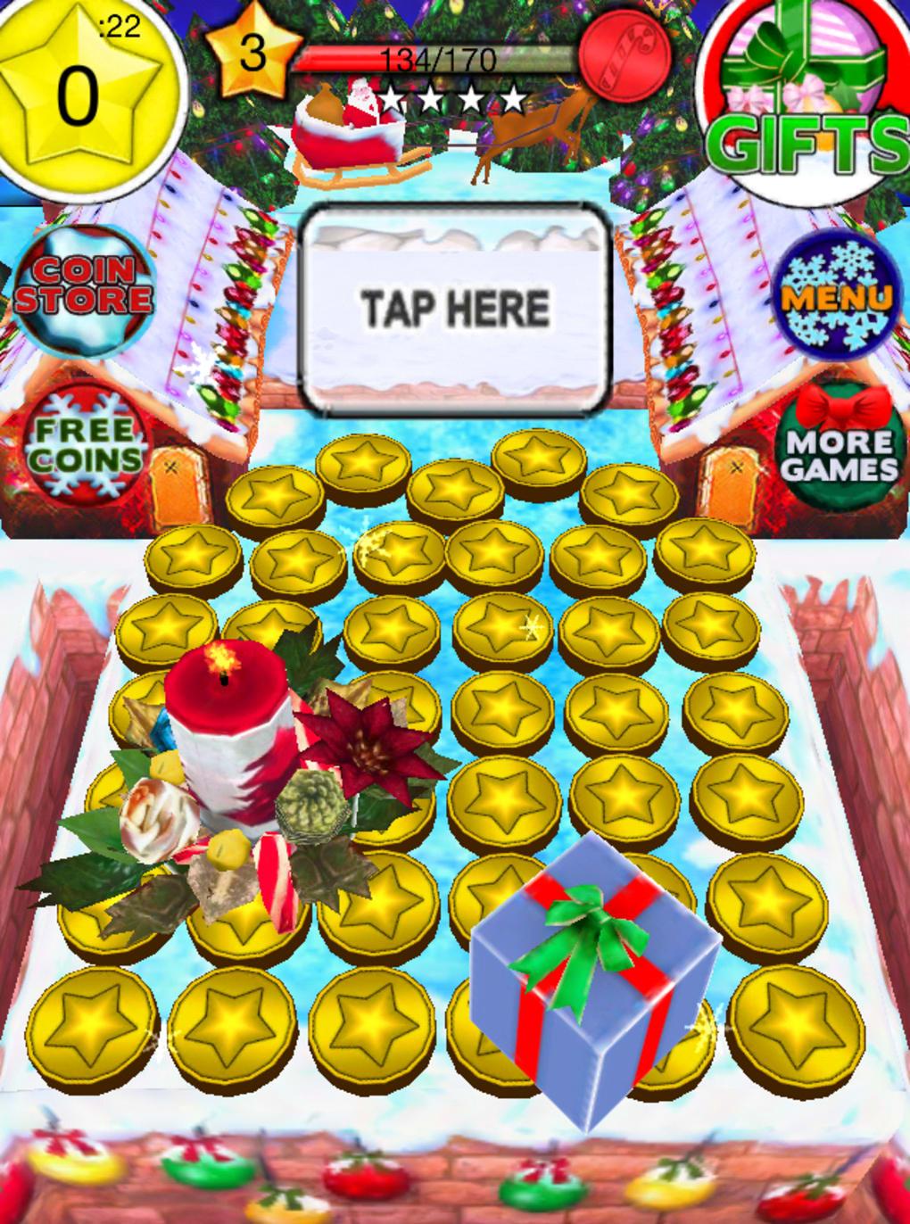Coin Dozer - Seasons for iPhone - ダウンロード