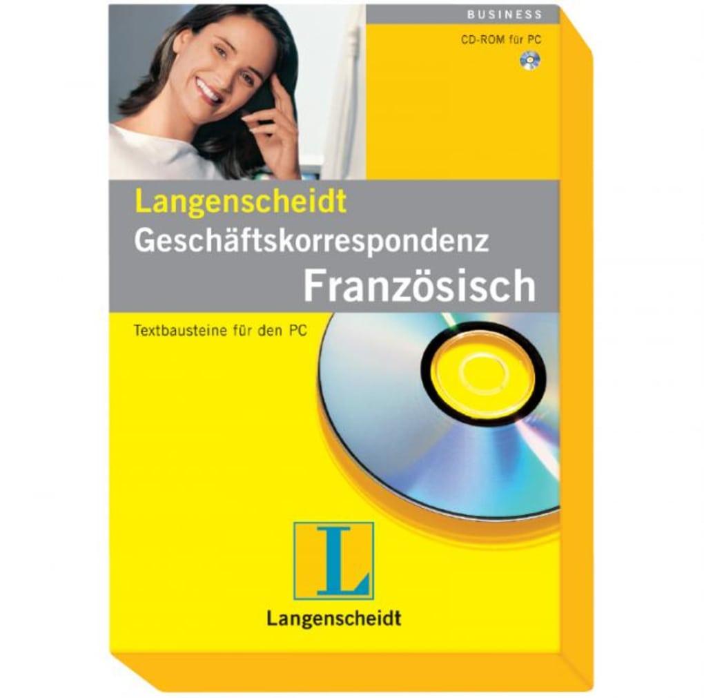 Langenscheidt Geschäftskorrespondenz Französisch Download