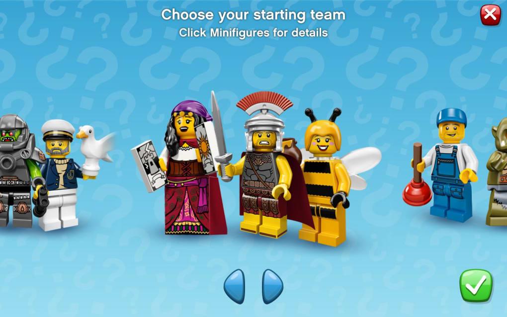Lego Minifigures Online - Download
