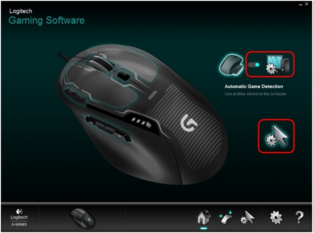 Logitech Gaming Software for Windows XP (Windows) - Download