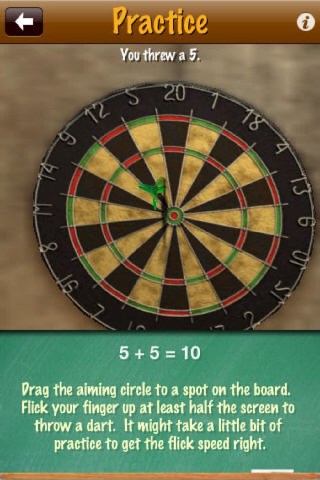 Darts for iPhone - Download