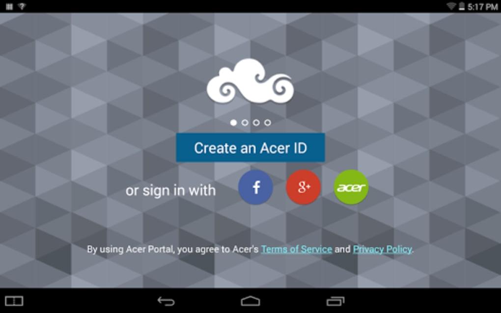 Acer Portal