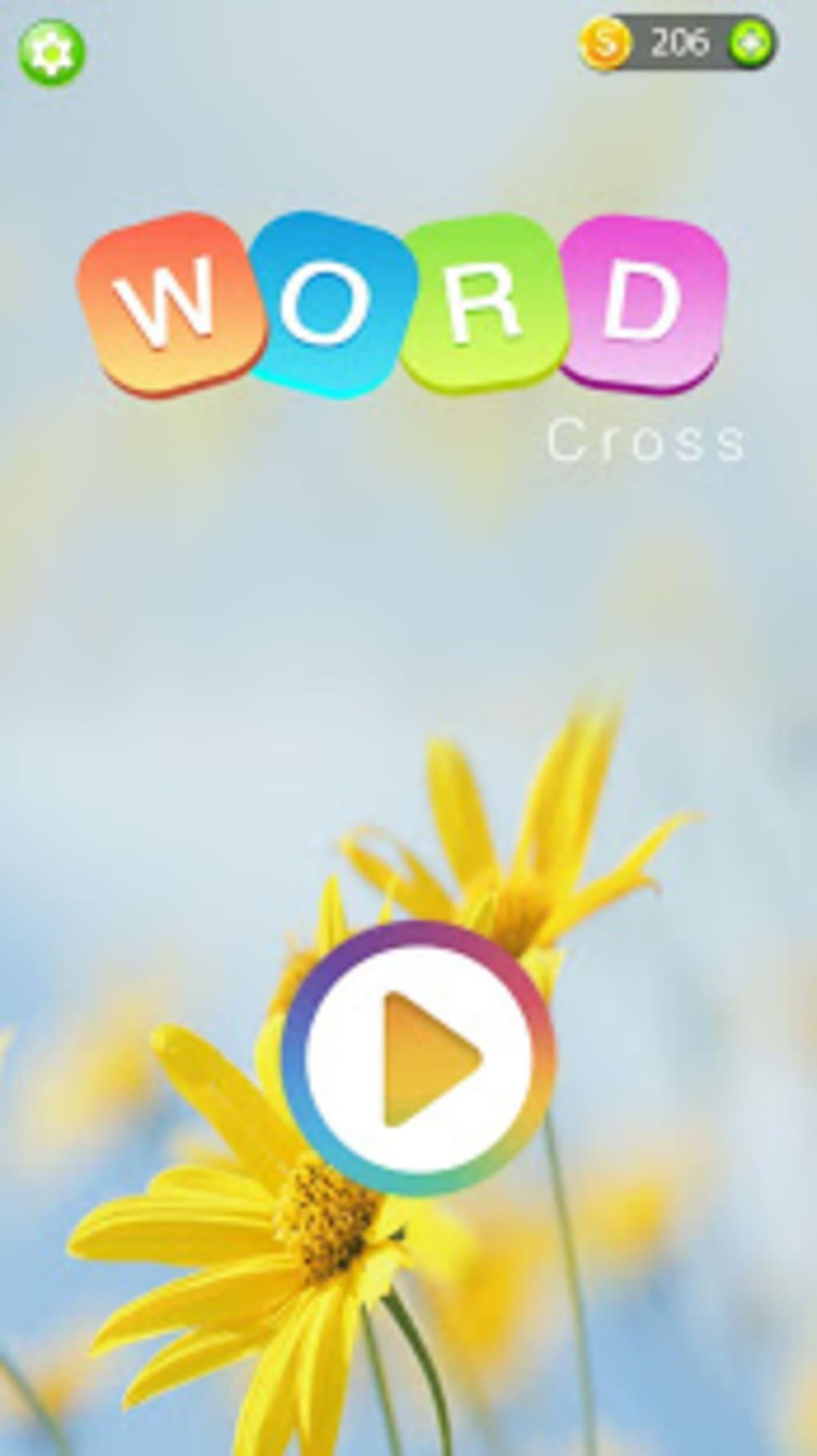 Word Cross by tiptop  A crossword game