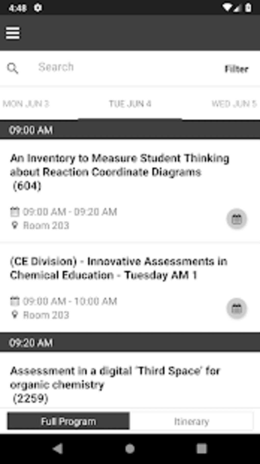 CIC - Chemical Institute of Canada for Android - Download