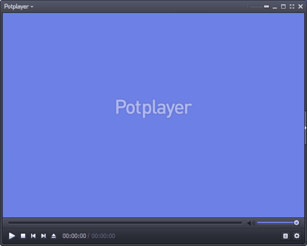 potplayer 32bit - Download