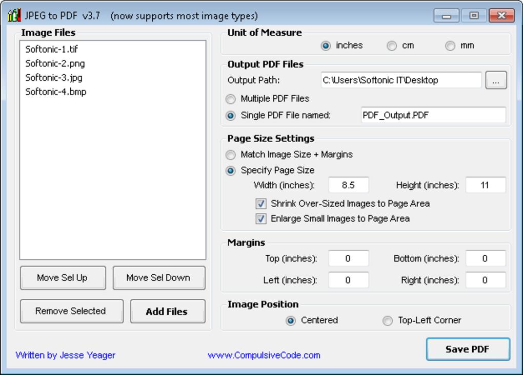 jpeg to pdf converter free download windows 10