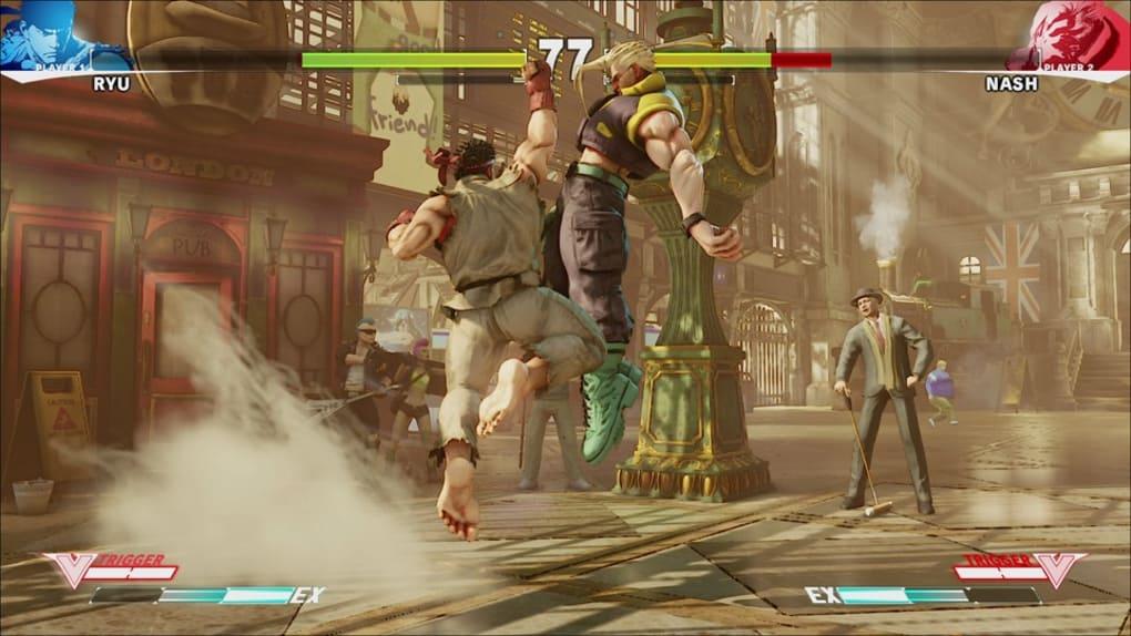 Street Fighter V - Download
