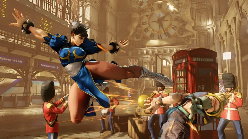 Street Fighter V - Download