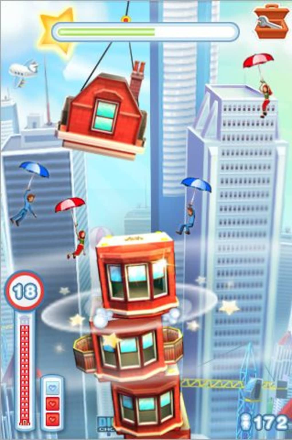 Tower Bloxx Deluxe 3D for iPhone - Download
