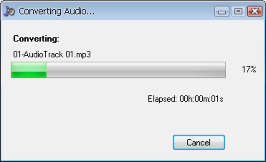 software passaggio formato mp3 al formato wave