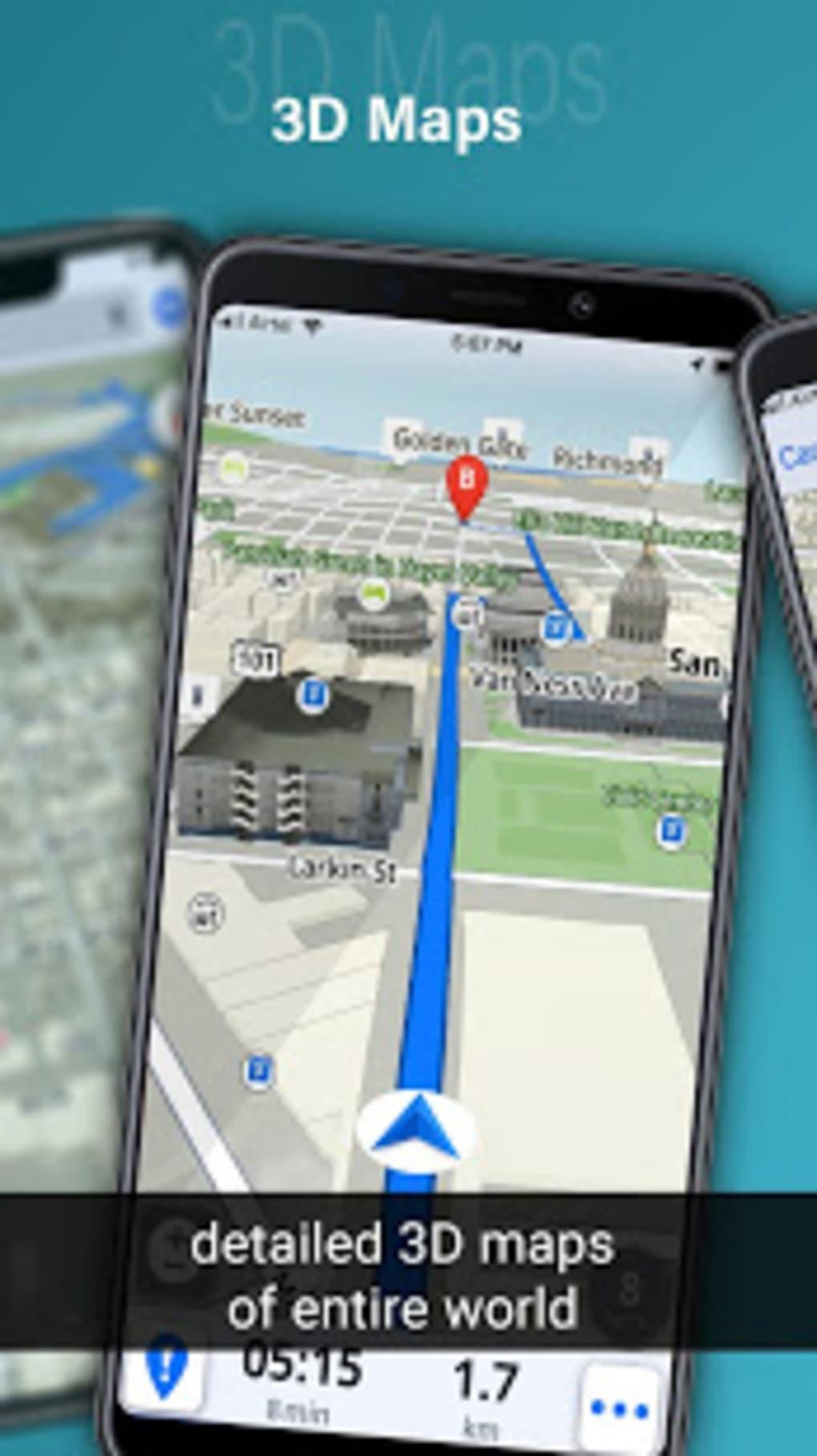 GPS Offline Maps Navigation for Android - Download