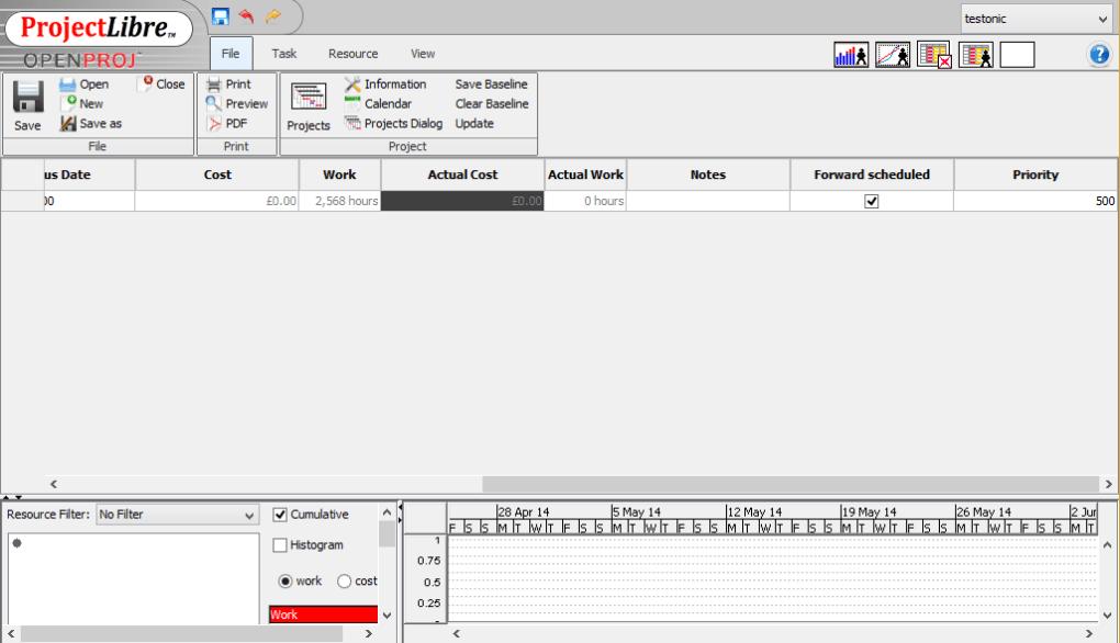 ProjectLibre - Télécharger