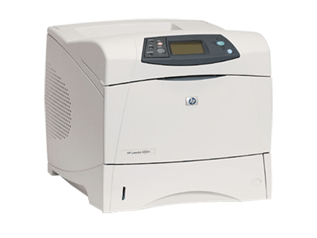Hp (hewlett packard) laserjet 4350n (4000) drivers download.