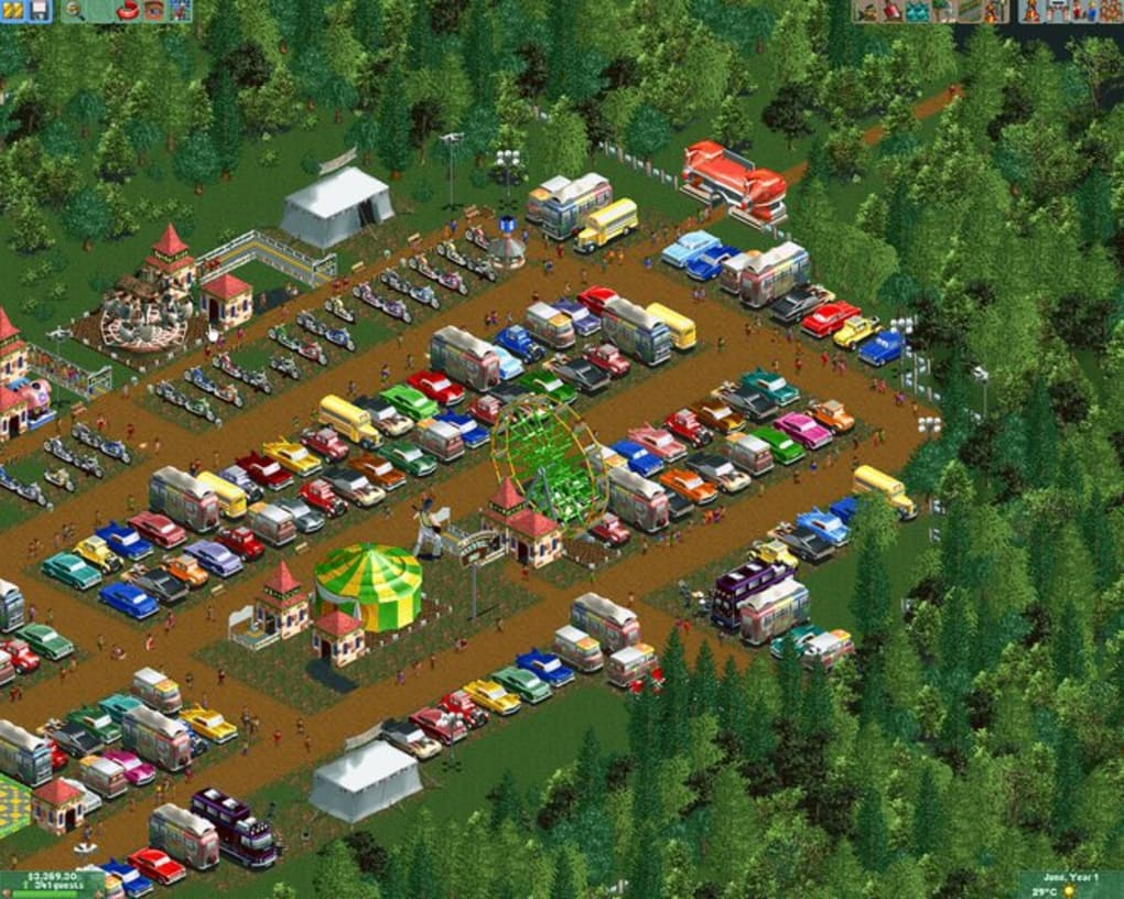 Roller Coaster Tycoon 2: Triple Thrill Pack