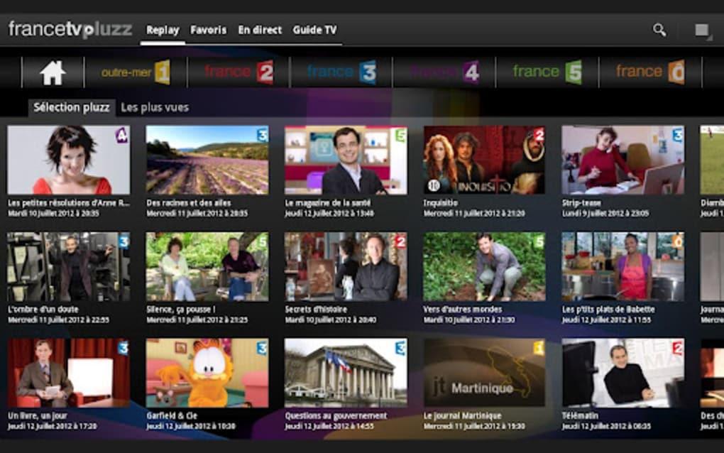 Le Replay des émissions de FranceTV sur Windows 8
