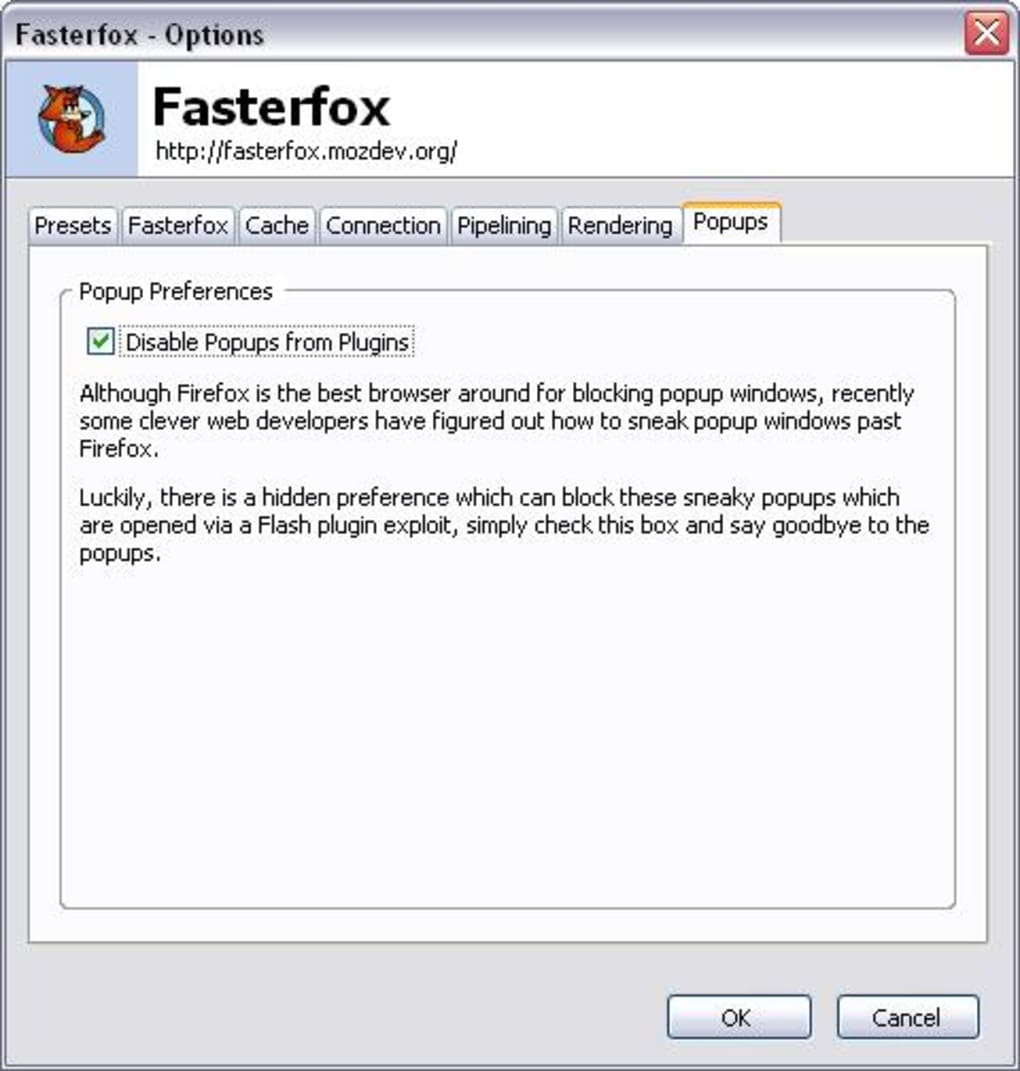Download fasterfox 3. 9. 81 (free) for windows.