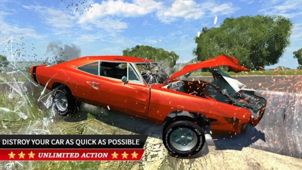 Real Car Crash Engine Simulator for Android - Download