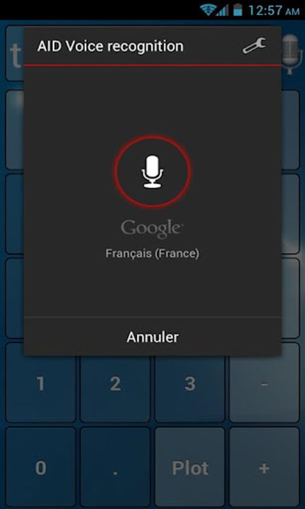 calculatrice scientifique vocale et graphique pour android t l charger. Black Bedroom Furniture Sets. Home Design Ideas