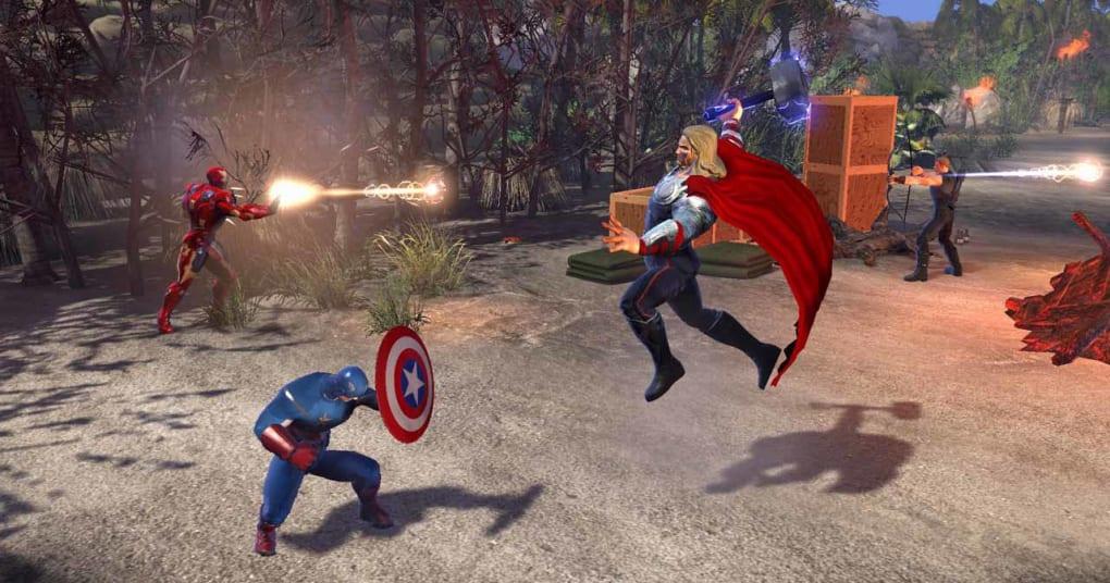 Marvel Heroes - Download