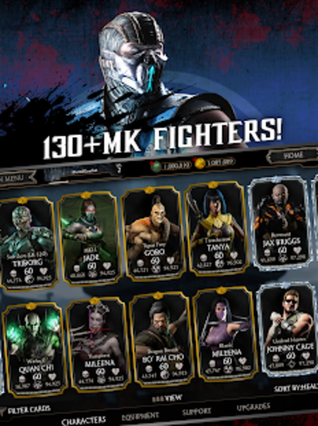 MORTAL KOMBAT for Android - Download