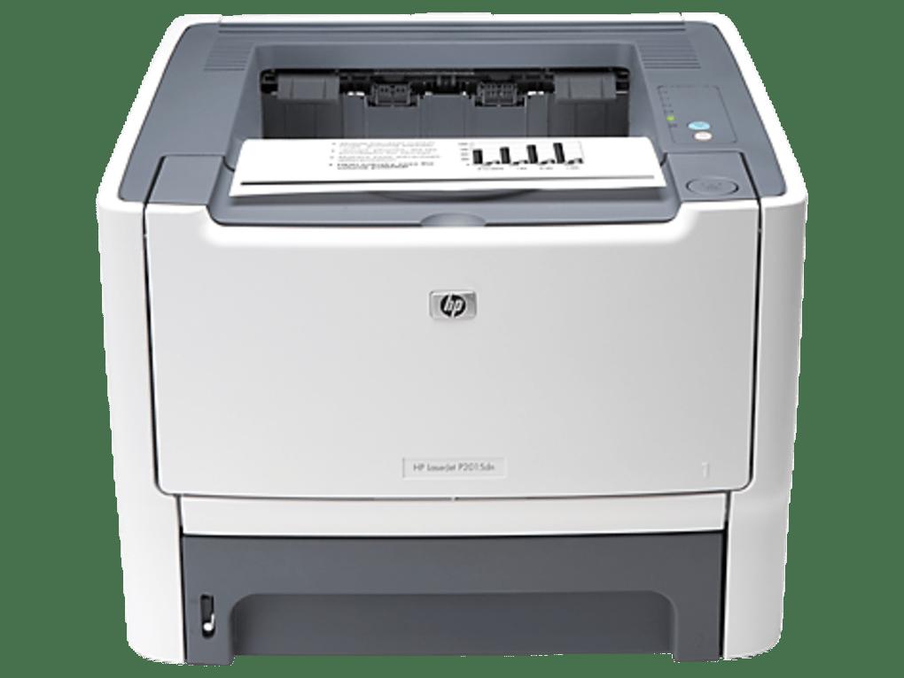 HP LaserJet P2015dn Printer drivers - Download