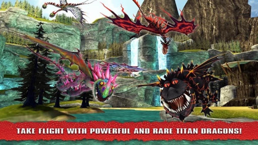 school of dragons softonic