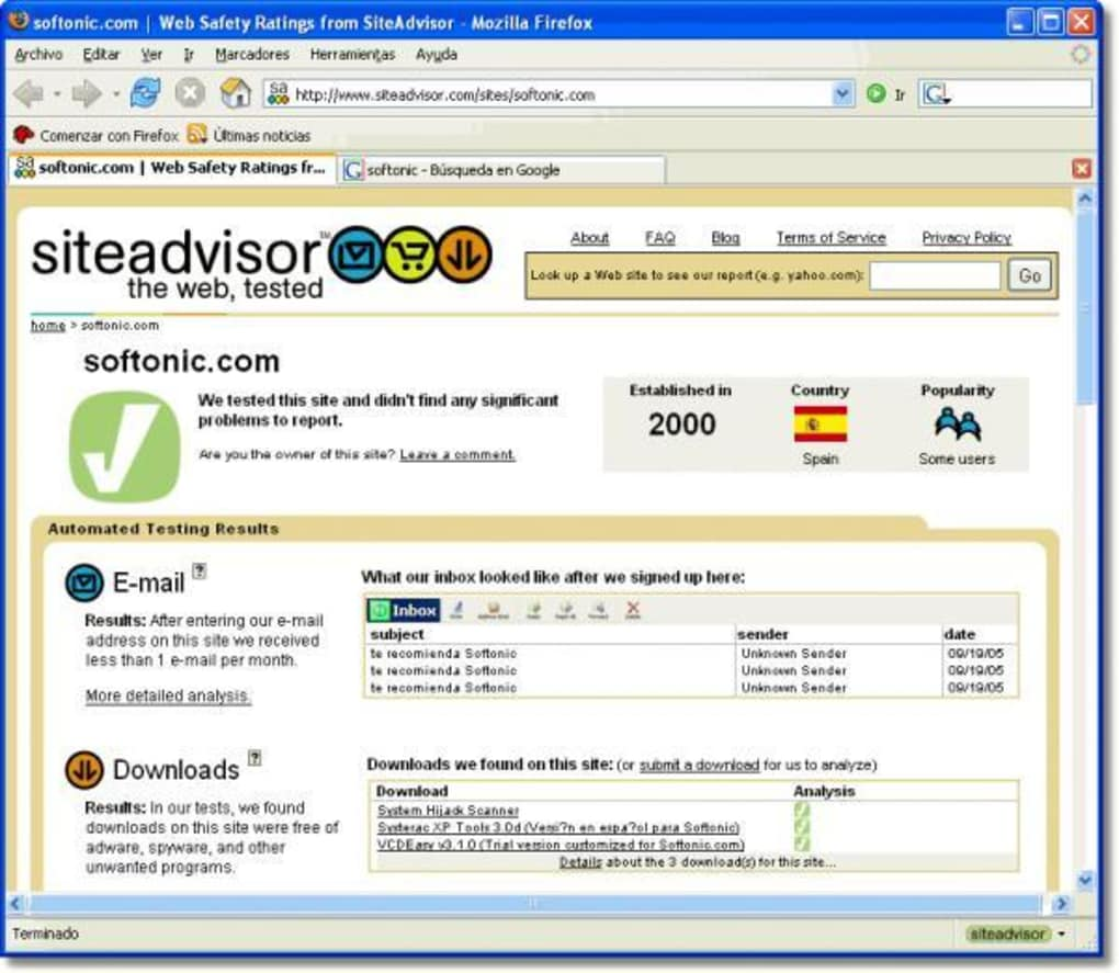 Download mcafee siteadvisor an ultimate anti-virus protection for.