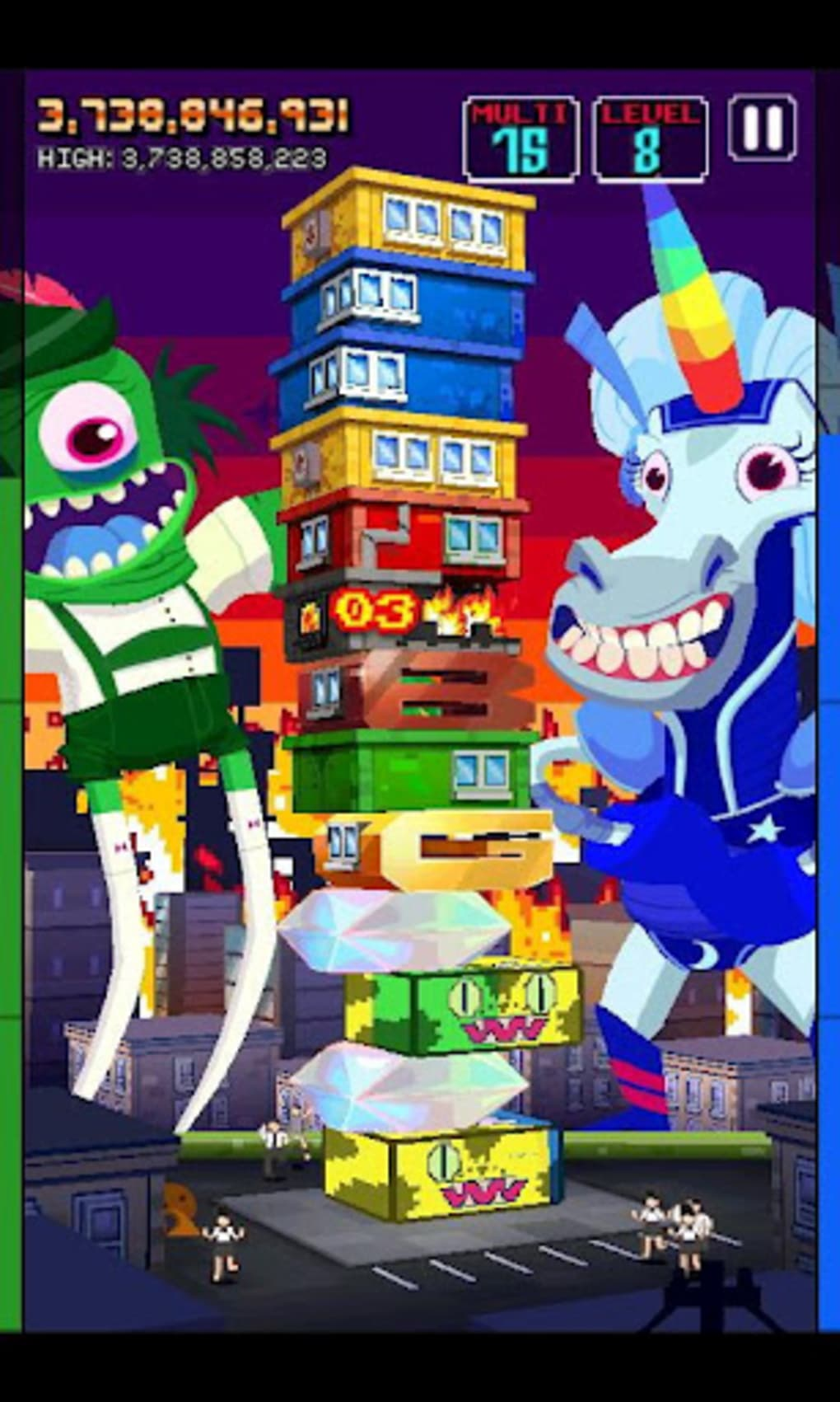 Monsters Ate My Condo For Iphone Download
