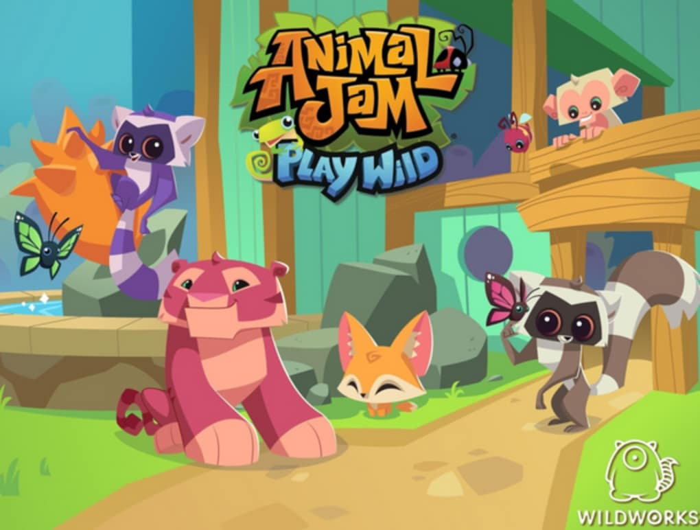 Animal Jam on Steam