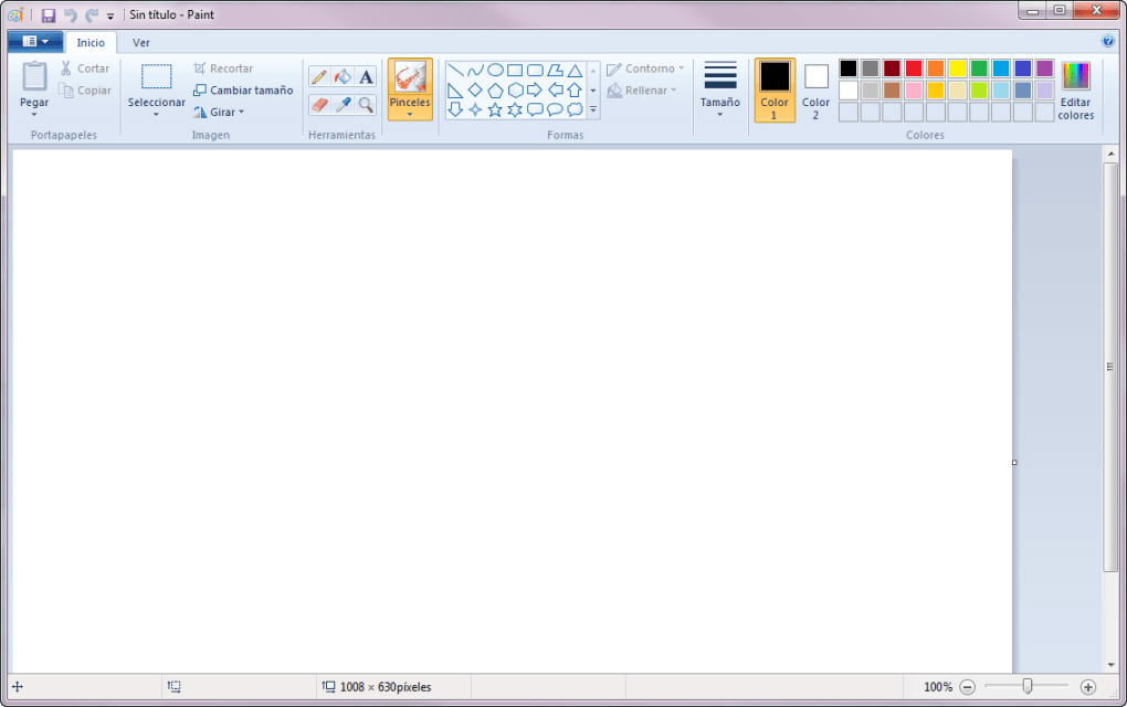 Tip] get classic ms paint (without ribbons) back in windows 7 and.