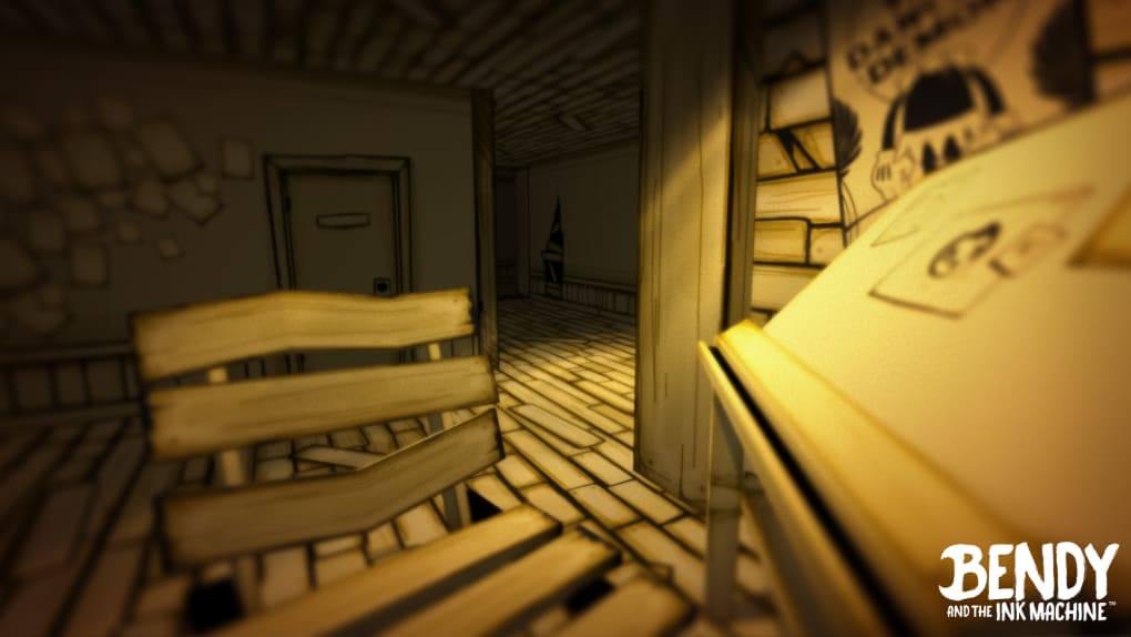 bendy and the ink machine game free no download