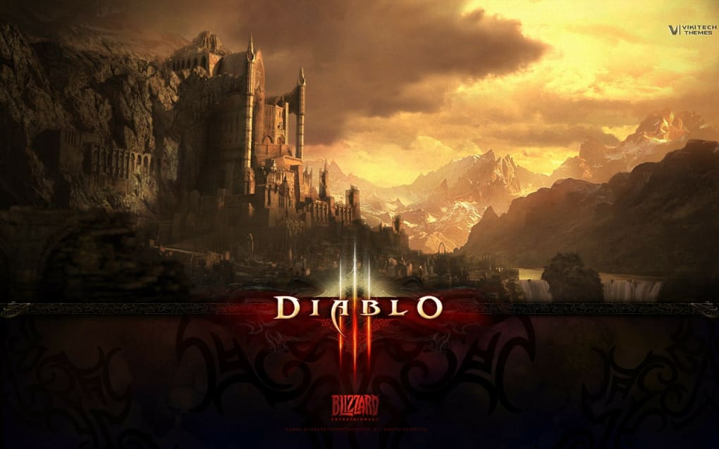 Diablo 1 on Windows 7 64-bit